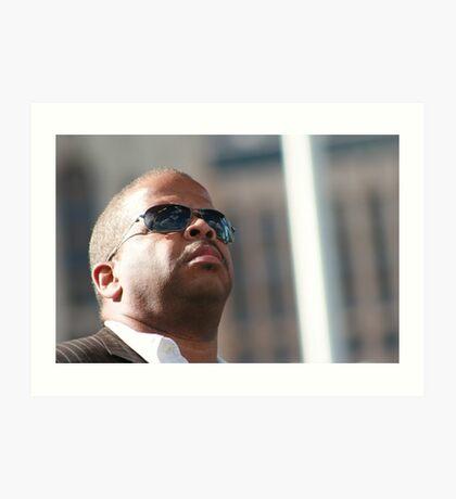 Terence Blanchard - DJF - 2010 - Visioning Art Print