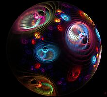 Chaotic Spheres in a Bubble by tcat757