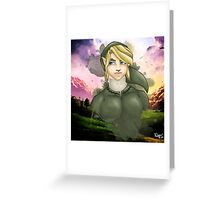 The Hero: Link Greeting Card