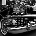 Black 1958 Buick Limited by Davin Andrie