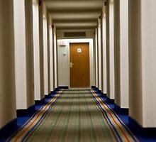 Hallway Stroll by phil decocco