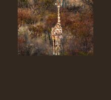Can't tell the forest from the giraffe Unisex T-Shirt