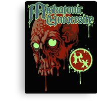 Miskatonic University Medical School Canvas Print
