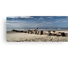 Folly Beach 2 Canvas Print