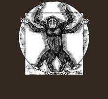 Vitruvian Chimp Unisex T-Shirt