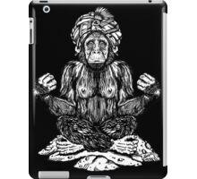 Swami Chimp iPad Case/Skin