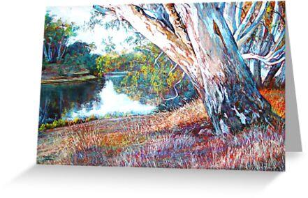 The Swing Tree by Lynda Robinson