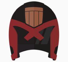 Dredd's Helmet by Maranello28
