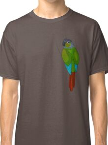 Green-Cheeked Conure Classic T-Shirt