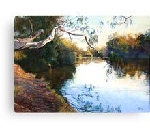 'Goulburn View' Canvas Print