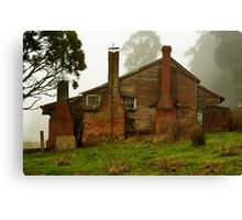 """Memories in the Mist"" Canvas Print"