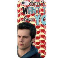 Season 5 Teen Wolf Greeting Cards [Stiles] iPhone Case/Skin