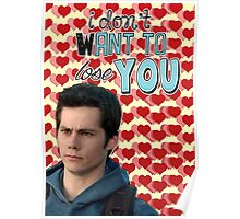 Season 5 Teen Wolf Greeting Cards [Stiles] Poster