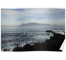 On the way to Robbin Island  Poster