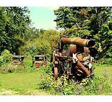 Rustbuckets Photographic Print