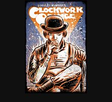 A Clockwork Orange Art Stanley Kubrick Malcolm McDowell Patrick Magee Michael Bates joe badon movie sci fi science fiction Unisex T-Shirt