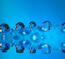 Water Reflection by Gabi Siebenhühner