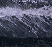 black beach by robertschlund