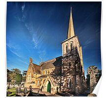 St Pauls Parish Church Poster
