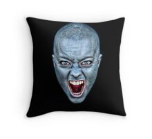 War With Me Throw Pillow