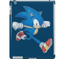 Sonic the Hedgehog Prismacolor Drawing iPad Case/Skin