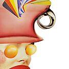 fan hat  by Soxy Fleming