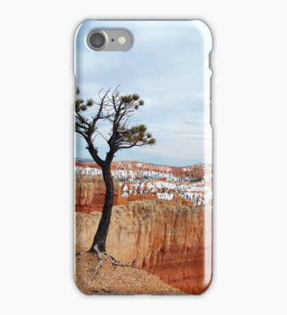 Living on the Edge iPhone Case/Skin