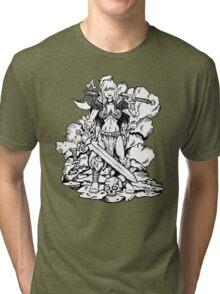 Barbarian Queen Tri-blend T-Shirt