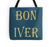 BON IVER Logo (SALE!) Tote Bag