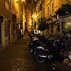 Street Night by John Nelson