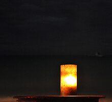 Night scene I by Denis Molodkin