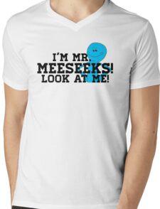 I'm Mr. Meeseeks! Mens V-Neck T-Shirt