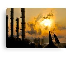 Chemistry Set Canvas Print