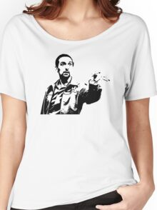 Jesus The Big Lebowski T shirt Let Me Tell You Something Pendejo  Women's Relaxed Fit T-Shirt
