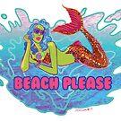 beach please by 0becomingX