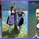 Bavarian Girls  by ©The Creative  Minds