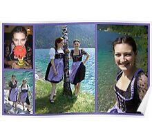 Bavarian Girls  Poster