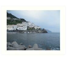 Italia Tour Art Print