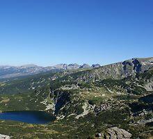 Rila mountain by Anina Arnott