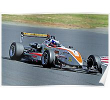 Shannons Nationals Eastern Creek Round 8 | Ian Richards #7 | Formula 3 Poster