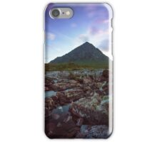 Buachaille Etive Mór, Scotland iPhone Case/Skin