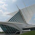 Milwaukee Museum of Art by AJ Belongia