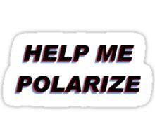 tøp - Polarize [BLACK] Sticker