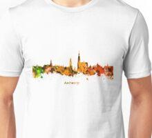 Antwerp Skyline Unisex T-Shirt