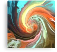Send Me A Sign ~ Abstract31 Art + Products Design  Canvas Print