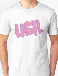 Ugh Slime Lettering Unisex T-Shirt