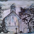 'Adel Church' by Martin Williamson (©cobbybrook)