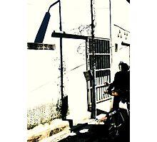 Penang Shadows Photographic Print