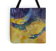 """The beginning of the end - from """"Impossible love"""" series Tote Bag"""