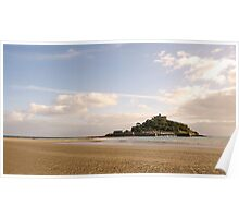 St. Michaels Mount Poster